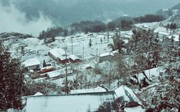 Dự báo thời tiết: Bắc bộ sắp lạnh đến âm 3 độ C, xuất hiện mưa tuyết vùng núi cao