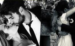 """Miley Cyrus xác nhận đã kết hôn với Liam Hemsworth bằng loạt hình cưới """"tình bể bình"""""""