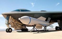 Cận cảnh B-2 thử ngiệm bom xuyên hầm ngầm chống Triều Tiên
