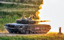 """[ẢNH] """"Chiến tăng bay"""" T-80BVM Nga trang bị đạn Uranium nguy hiểm cỡ nào?"""