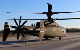 Mỹ có trực thăng mới có vận tốc bay gấp 2 lần trực thăng thông thường