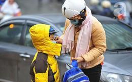 Bắc Bộ nguy cơ rét kỷ lục, Hà Nội xuống dưới 10 độ C