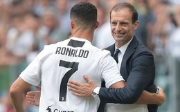 HLV Juventus sẽ thay thế Mourinho dẫn dắt Man Utd?