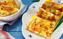 Bé nào lười ăn cá, mẹ làm ngay món trứng chiên kiểu này đảm bảo bé ăn thun thút!