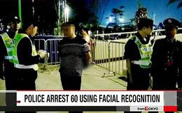 Bắt nghi phạm lẩn trốn bằng công nghệ nhận diện khuôn mặt