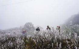 Tết dương lịch, miền Bắc khả năng có băng, tuyết