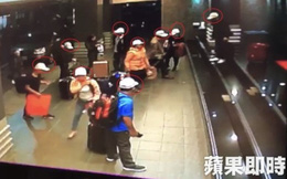 Đài Loan bắt người tiếp ứng cho nhóm khách Việt bỏ trốn