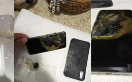 iPhone XS mua chưa đầy 1 tháng phát nổ ngay trong túi, chủ nhân vừa chạy vừa cởi quần vì sợ