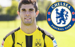 Với bằng chứng này, 99% Chelsea đã đạt thỏa thuận chiêu mộ Christian Pulisic