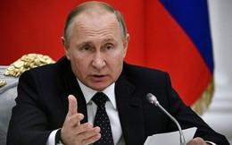 Tổng thống Putin nói gì trong thư năm mới gửi Tổng thống Trump?