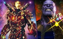 """Đây chính là bộ giáp siêu mạnh Iron Man sẽ sử dụng để đánh bại Thanos trong """"Avengers: Endgame""""?"""
