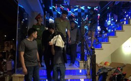Đột kích quán karaoke ngày 1/1, phát hiện 61 thanh niên dùng ma túy
