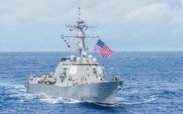 Vừa cho tàu chiến áp sát Hoàng Sa, Mỹ gặp ngay tên lửa có thể gieo rắc nỗi kinh hoàng từ TQ