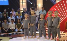 5 chú tiểu nhí tiếp tục thắng 100 triệu, gây sốt khi hát Cát bụi của Trịnh Công Sơn