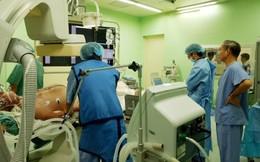 Cứu sống bệnh nhân sốc tim, sốc nhiễm khuẩn nặng một cách ngoại mục