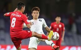 3 lần sút trúng xà ngang, Hàn Quốc vẫn sớm giành vé vào vòng 1/8 Asian Cup