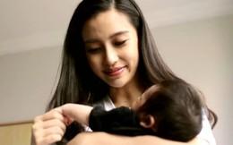 Hậu ồn ào ly hôn, Angelababy tiết lộ điều ngọt ngào về con trai 2 tuổi