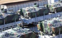 Bị TT Trump đe dọa tàn phá kinh tế, xe tăng, binh lính Thổ Nhĩ Kỳ ồ ạt áp biên Syria