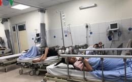 Ăn tất niên với lẩu, cá và bánh kem, hơn 20 người nhập viện