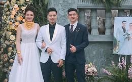 Nhan sắc lộng lẫy, gia thế đáng gờm của cô dâu sống trong lâu đài, đám cưới ngập vàng ở Nam Định