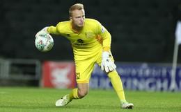 HAGL ký hợp đồng với thủ môn cao 1m90 từng chơi bóng tại Anh