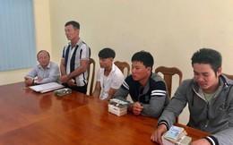 Viện trưởng huyện Bình Chánh trao 820 triệu cho 3 thanh niên bị oan sai