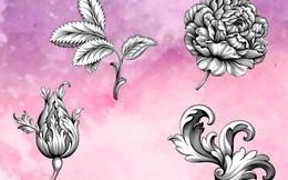 Chọn một bông hoa bạn thích nhất để biết điều quan trọng nhất làm nên tình yêu của mình là gì