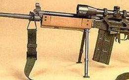 """Súng trường tấn công Galil: """"AK-47"""" của người Do Thái"""