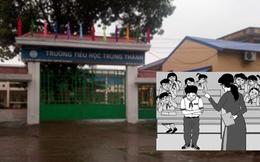 Cô giáo ở Thái Nguyên bị tố phạt học sinh tự tát 50 cái nói gì?