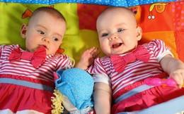 Kỷ lục 2 em bé sinh đôi chào đời cách nhau 87 ngày và những sự thật khó ngờ về thế giới