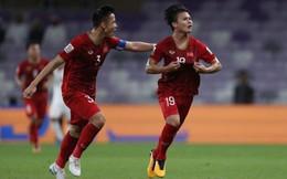 """""""Quang Hải ghi bàn, Việt Nam sẽ đánh bại Jordan trong hiệp phụ"""""""