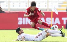 """Con số biết nói đằng sau cú ngã """"lịch sử"""" đưa Việt Nam vòng 1/8 Asian Cup 2019"""
