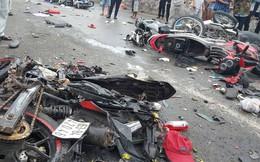 Họp báo vụ tai nạn thảm khốc tại Long An: Sẽ khởi tố vụ án để điều tra, kêu gọi tài xế ra trình diện