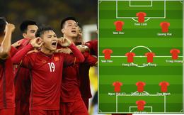 FOX Sports châu Á chọn đội hình cho Việt Nam, HAGL vắng bóng hoàn toàn