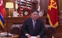 Phát hiện chi tiết thú vị trong thước phim thông điệp năm mới của ông Kim Jong-un