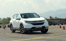 Honda CR-V chính thức tăng giá thêm 10 triệu đồng