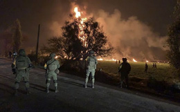 Nổ đường ống dẫn dầu ở Mexico: Nhân chứng kể lại cảnh tượng kinh hoàng