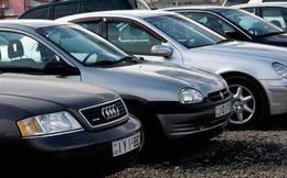 Thị trường ô tô cận Tết Nguyên đán: Xe mới loạn giá, ô tô cũ lên ngôi