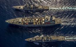 Mỹ-Anh tập trận chung ở Biển Đông: Kẻ kéo bè, người hoài cổ