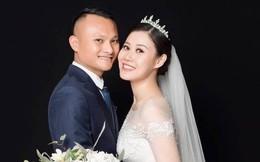 Vợ Trọng Hoàng: Yêu chồng vì tính thật thà, khiêm tốn
