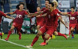 Để thua Việt Nam, Jordan vẫn bất ngờ vượt thầy trò HLV Park Hang-seo trên BXH FIFA