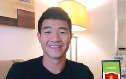 Duy Mạnh nửa đùa nửa thật tiết lộ thu nhập khủng của Đức Chinh kiếm được sau mỗi status trên Facebook