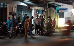 Trú mưa, nam thanh niên bị kề dao vào cổ khống chế cướp xe máy