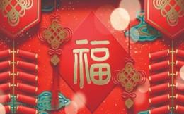 """Đón năm mới, người Trung Quốc dán ngược chữ """"Phúc"""" ở 2 chỗ"""