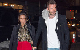 Vợ chồng Beckham xuất hiện sang chảnh trên phố, không hổ danh cặp đôi đẳng cấp nhất thế giới