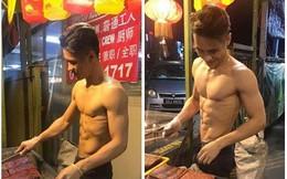 Khoe ảnh cơ bắp cuồn cuộn trên mạng để hút khách, chàng trai bán thịt sấy 'nổi như cồn'
