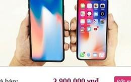 Điện thoại nhái iPhone vẫn tung hoành thị trường