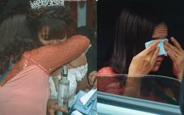 Cô dâu ôm người nhà khóc trong ngày lấy chồng xa, những hình ảnh khiến nhiều người nghẹn ngào
