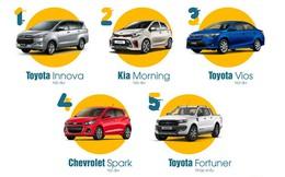 """""""Soi"""" thị trường ô tô cũ: Người Việt thích xe gì?"""