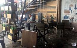 Hỗn chiến tại quán cà phê, 6 thanh niên bị chém trọng thương